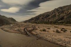 Quebrada De Humahuaca Zdjęcie Stock