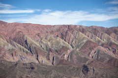 Quebrada de Humahuaca, Northern Argentina Royalty Free Stock Photography