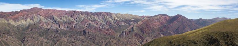 Quebrada de Humahuaca, Northern Argentina Stock Images