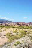 Quebrada de las Conchas, Salta, northern Argentina Stock Photos
