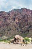 Quebrada de las Conchas, Salta, northern Argentina Stock Image
