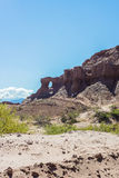 Quebrada de las Conchas, Salta, northern Argentina Stock Photo