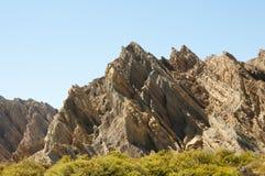 Quebrada De Las Flechas, Salto, Argentyna - Zdjęcie Royalty Free