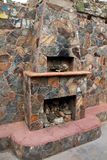 Quebrada del escorpión del hito histórico de Phoenix Arizona imagenes de archivo