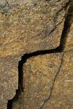 Quebre a rocha Foto de Stock