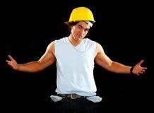 Quebrou o construtor Imagem de Stock
