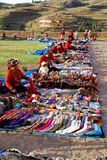 Quechua women Royalty Free Stock Images