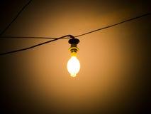 Quecksilberlampe der hohen Leistung lizenzfreie stockfotografie