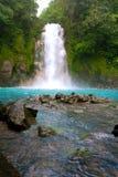 Queda celestial da água Fotos de Stock Royalty Free