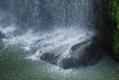 Queda da água imagem de stock royalty free
