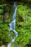 Queda da água Fotografia de Stock Royalty Free