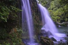 Queda da água Imagem de Stock