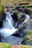 Queda da água Imagens de Stock