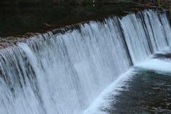 Queda da água Foto de Stock