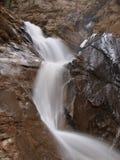 Queda da água Fotografia de Stock