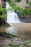 Queda da água da paisagem em Tailândia Imagem de Stock Royalty Free