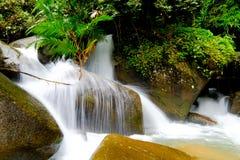 Queda da água de Tailândia Imagens de Stock