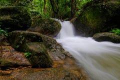 Queda da água de Tailândia Fotografia de Stock Royalty Free