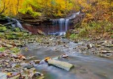 Queda da água em Hamilton Foto de Stock Royalty Free
