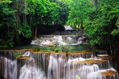 Queda da água em Tailândia Fotos de Stock Royalty Free