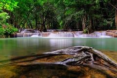 Queda da água em Tailândia Imagem de Stock Royalty Free