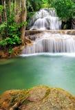 Queda da água em Tailândia Imagens de Stock Royalty Free