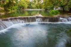 Queda da água em Tailândia Foto de Stock