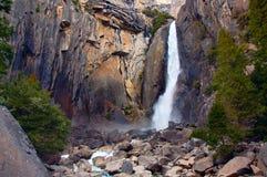 Queda de Yosemite fotografia de stock royalty free