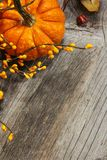 Queda Dia das Bruxas Autumn Pumpkin Background imagens de stock royalty free