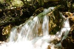 Queda do rio Fotografia de Stock