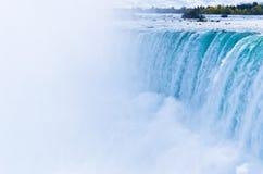 Queda em ferradura, Niagara Falls Imagem de Stock Royalty Free