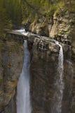 Queda majestosa da água Imagens de Stock Royalty Free