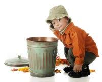 Queda minúscula Líquido de limpeza-superior foto de stock royalty free