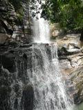 Queda natural da água em Sri Lanka Imagens de Stock Royalty Free