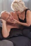 Queda no amor repetidas vezes Imagem de Stock Royalty Free