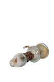 Queda velha da lâmpada de óleo Imagens de Stock Royalty Free