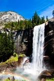 Queda Vernal de Yosemite Fotografia de Stock Royalty Free