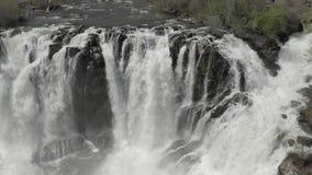 Quedas & Celestial Falls de White River 04 28 19 filme