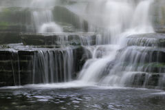 Quedas da água Imagem de Stock Royalty Free