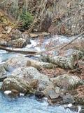 Quedas da água Fotografia de Stock Royalty Free