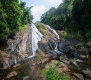 Quedas da água de Charpa Fotografia de Stock Royalty Free