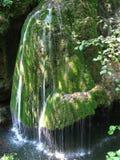 Quedas da cascata de Bigar, Romania Fotos de Stock