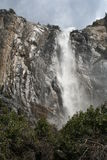 Quedas de Bridalveil, Yosemite Imagem de Stock