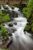 Quedas de conexão em cascata Foto de Stock Royalty Free