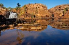 Quedas de Edith, Kakadu imagem de stock royalty free