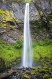 Quedas de Elowah, desfiladeiro de Colômbia, Oregon Fotografia de Stock Royalty Free