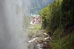 Quedas de Giessbach Fotos de Stock