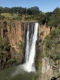 Quedas de Howick, África do Sul foto de stock