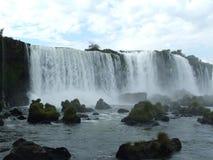 Quedas de Iguassu, Brasil Imagens de Stock