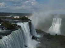 Quedas de Iguassu, Brasil Foto de Stock